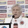"""José Pekerman: """"Tengo un compromiso pleno con la Selección Colombia"""""""