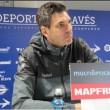 """Mauricio Pellegrino: """"Felicitar al rival y tratar de pasar página"""""""