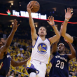 New Orleans Pelicans vs Golden State Warriors Live Score in 2015 NBA Playoffs Game 2 (86-97)