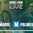 Jogo Peñarol x Palmeiras AO VIVO hoje na Copa Libertadores (0-0)