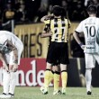 Atlético Tucumán chocó ante el coloso uruguayo