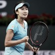 WTA Miami: Peng Shuai strolls to upset over Caroline Garcia in straight sets