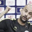 """Pep Guardiola: """"Bravo no jugará ante el West Ham"""""""