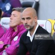 Guardiola satisfied but expecting more from City after Brighton win