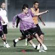 Pepe vuelve en el primer entrenamiento pensando en el Borussia