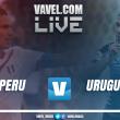 Jogo Peru x Uruguai ao vivo online nas Eliminatórias da Copa do Mundo 2018