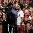 Floyd Mayweather vs Manny Pacquiao superan el pesaje previo a la pelea