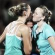 Intercambio de entrenadores entre Kvitova y Pliskova
