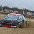 Petter Solberg vence en la primera prueba del campeonato de Rallycross 2016