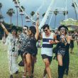 Los looks de las 'celebrities' en el festival de Coachella