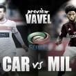 Carpi - AC Milan Preview: Both clubs seeking consecutive wins