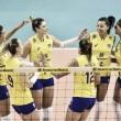 Brasil bate Polônia em fase de preparação para o Grand Prix