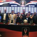 Laga Pembuka Turnamen Piala Presiden Di Bandung