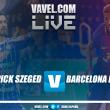 Resumen MOL Pick Szeged vs FC Barcelona Lassa en Velux EHF Champions League 2017 (31-28)