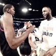 """NBA - LeBron, Melo, KD e non solo: quando il """"campetto"""" è all-star"""