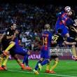 Barcelona 1-1 Atlético Madrid: Correa equaliser sees points split as Messi limps off injured