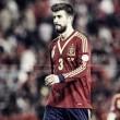 Piqué, Sergi Roberto, Jordi Alba y Busquets en la primera lista de Lopetegui
