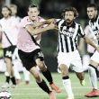 Resultado Juventus vs Cesena en la Serie A 2015 (2-2)