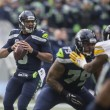 Russell Wilson's Five Touchdowns Leads Seattle Seahawks Past Pittsburgh Steelers, Loses Jimmy Graham To Injury In Process