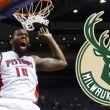 Greg Monroe Joins Milwaukee Bucks on Three-Year Deal Worth Around $50 Million