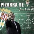 La pizarra de Oltra: Córdoba C.F - U.D Almería, objetivos cumplidos