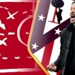 La pizarra de Simeone: demasiado orden hasta para Simeone