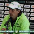 Juan Antonio Pizzi se preocupa por 'Gullit' Peña