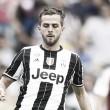 Juventus, Pjanic regolarmente in campo a Vinovo. Con l'Empoli sarà ancora 3-5-2