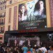 """Premiere de """"Cazadores de Sombras, Ciudad de Hueso"""" en Madrid"""
