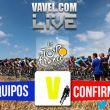 Resultados de las confirmaciones de todos los equipos del Tour de Francia 2015