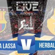 El FCB Lassa se lleva el partido en el último segundo (79-78)