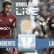Resultado de Independiente vs Lanús (1-1)