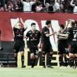El podio: un gol para homenajear al 9