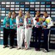 Europei Nuoto 2014, sincronizzato: l' Italia chiude quarta nel doppio, oro alla Russia