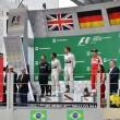 GP Brésil : Rosberg double la mise