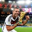 Alemania: Lukas Podolski se despide de la selección