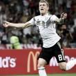 Toni Kroos resucita a la Selección alemana