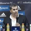 """Jorge Da Silva: """"Me siento tremendamente orgulloso de mi plantel"""""""