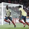 Colombia derrota al anfitrión Polonia