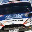 Xevi Pons, a un paso del podio en el Rally Adriático