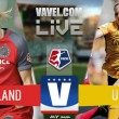 Portland Thorns FC vs Utah Royals FC Live Scores, Updates and Results in the 2018 National Women's Soccer League