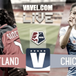 Portland Thorns vs Chicago Red Stars Live Stream Score Commentary in NWSL (0-0)