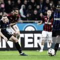 El Inter se lleva el derbi sobre la bocina. | Foto: gettyimages