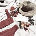 De vacaciones, pero a la moda