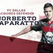 Paparatto vuelve gracias a FC Dallas