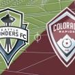 Previa Seattle Sounders-Colorado Rapids: a por el liderato del oeste