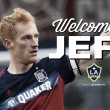 Larentowicz firma con LA Galaxy