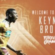 Keyner Brown se incorpora al Dynamo