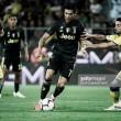 La Juventus supera la férrea defensa del Frosinone