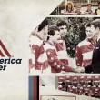 Team America, con las barras y estrellas por bandera